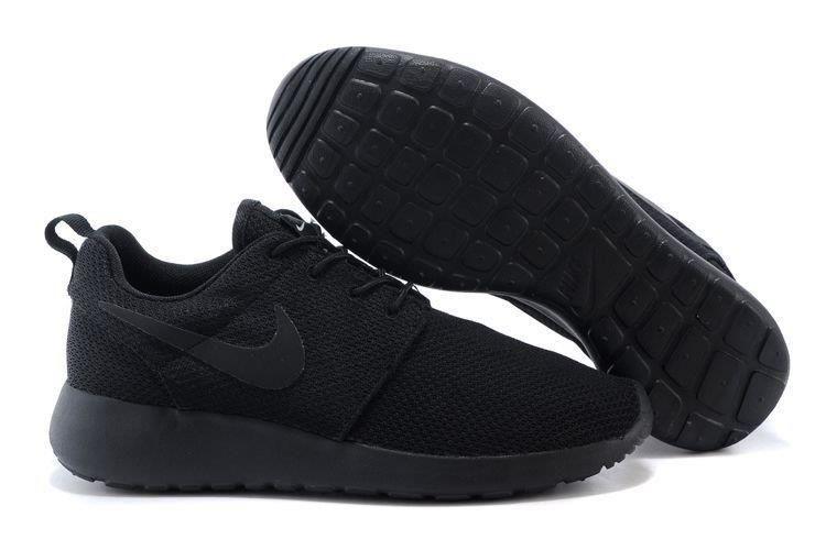 526034d6e862 Кроссовки Nike Roshe Run Black Mono купить в Киеве   Im-PoLLi ...