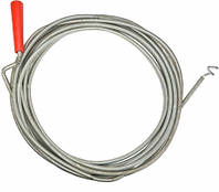 Трос спиральный для очистки канализационных труб 5 (шт.) Top Tools (34D305)