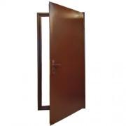 Дверь входная  Эврика порошковая шагрень 860*2000