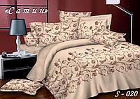Комплект постельного белья Тет-А-Тет евро  S-020