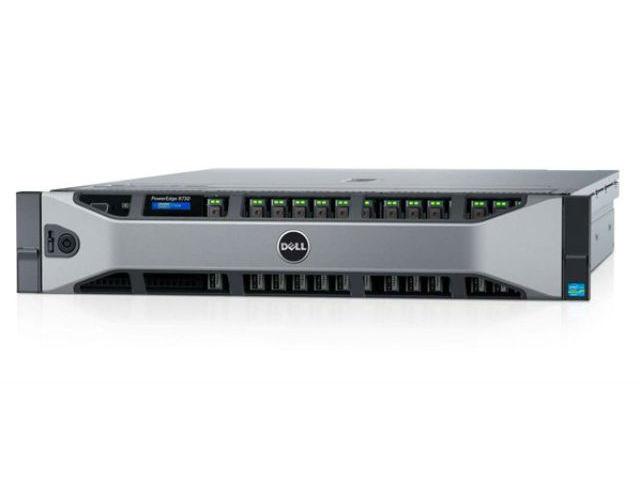 Сервер Dell PE R730 (210-R730-2640)