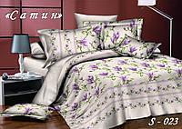 Комплект постельного белья Тет-А-Тет евро  S-023