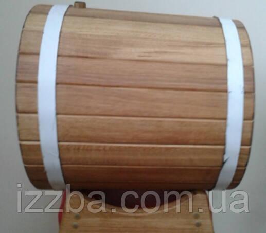 Деревянные бочки из дуба 20литров, фото 1