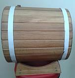 Деревянные бочки из дуба 20литров, фото 4
