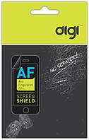 Защитная пленка DiGi Screen Protector AF for HTC ONE (M9)