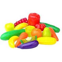 Набор фрукты овощи №4