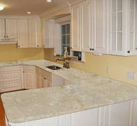 Кухонная столешница из мрамора, фото 1