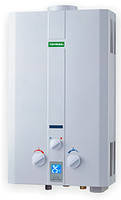 Газовая дымоходная колонка Termaxi JSD 20 W-A1, 10 л. (белая)