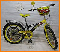 Велосипед детский Tilly Автогонщик 20