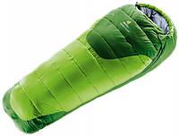 Детский спальный мешок Deuter Stralight Pro EXP kiwi/emerald (3720215 2206 1)