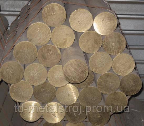 Пруток бронзовый БрАЖ9-4 ф130