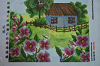"""Схема для вышивки бисером """"Весна БК-4170"""""""
