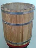 Деревянные бочки, кадушки купить 60 литров, фото 3