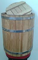 Бондарные изделия бочки для засолки 80 литров