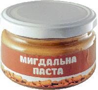 Паста с мигдалевого горіха