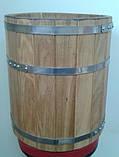Бочки для засолки, кадка дубовая 100 литров, фото 4