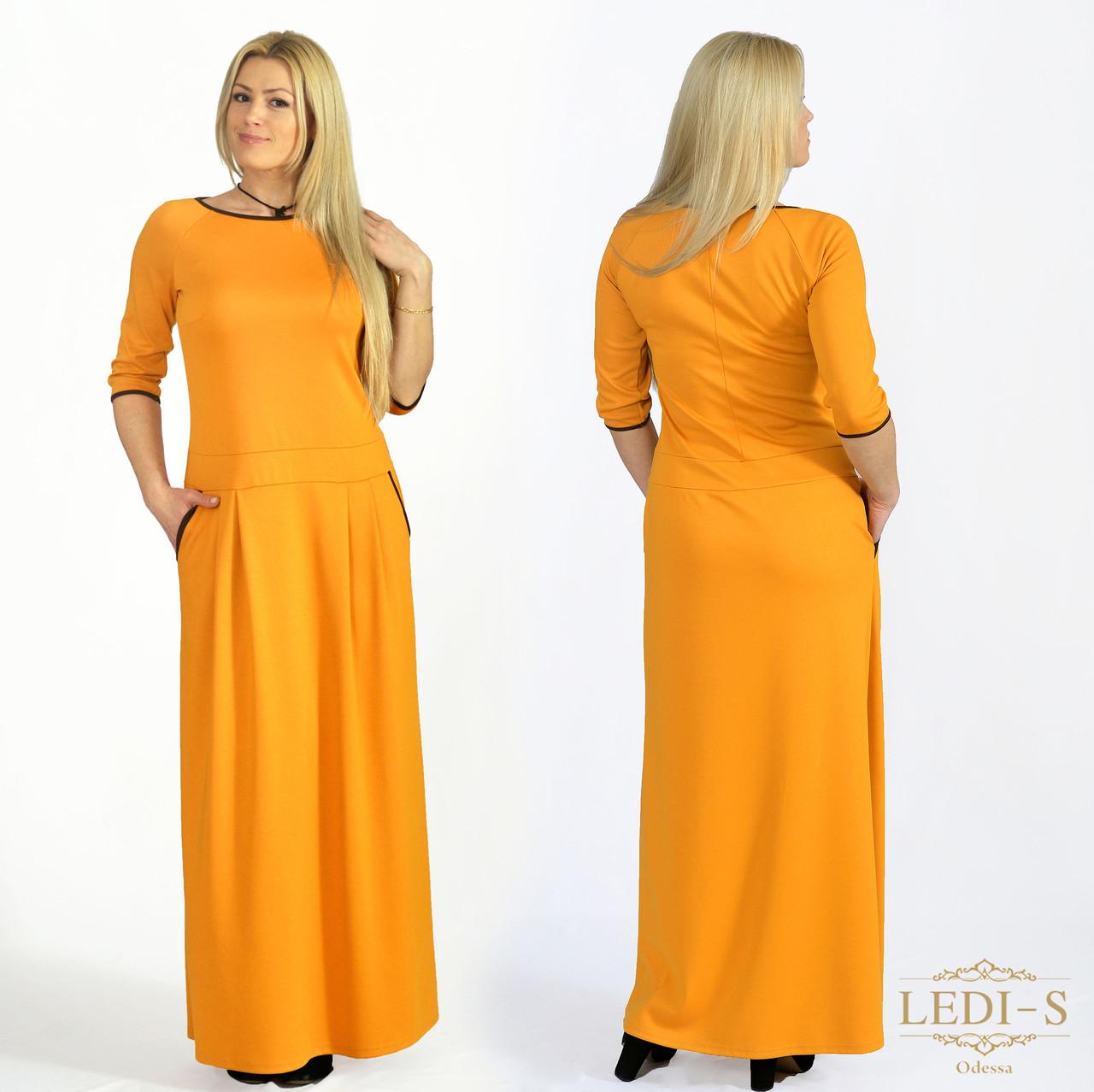 Женское   платье 8105 (42-52)