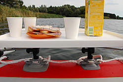 Комплект Fasten Стол с набором для установки на надувную лодку пвх