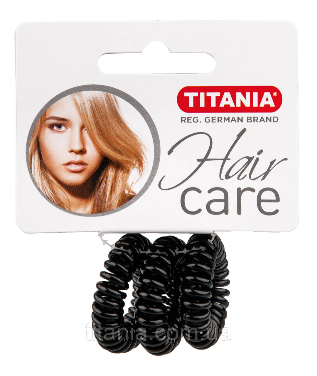 Набор резинок для волос Анти зип TITANIA 7914