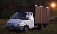 Ветровик ГАЗ 3302 Газель (на скотче), фото 1