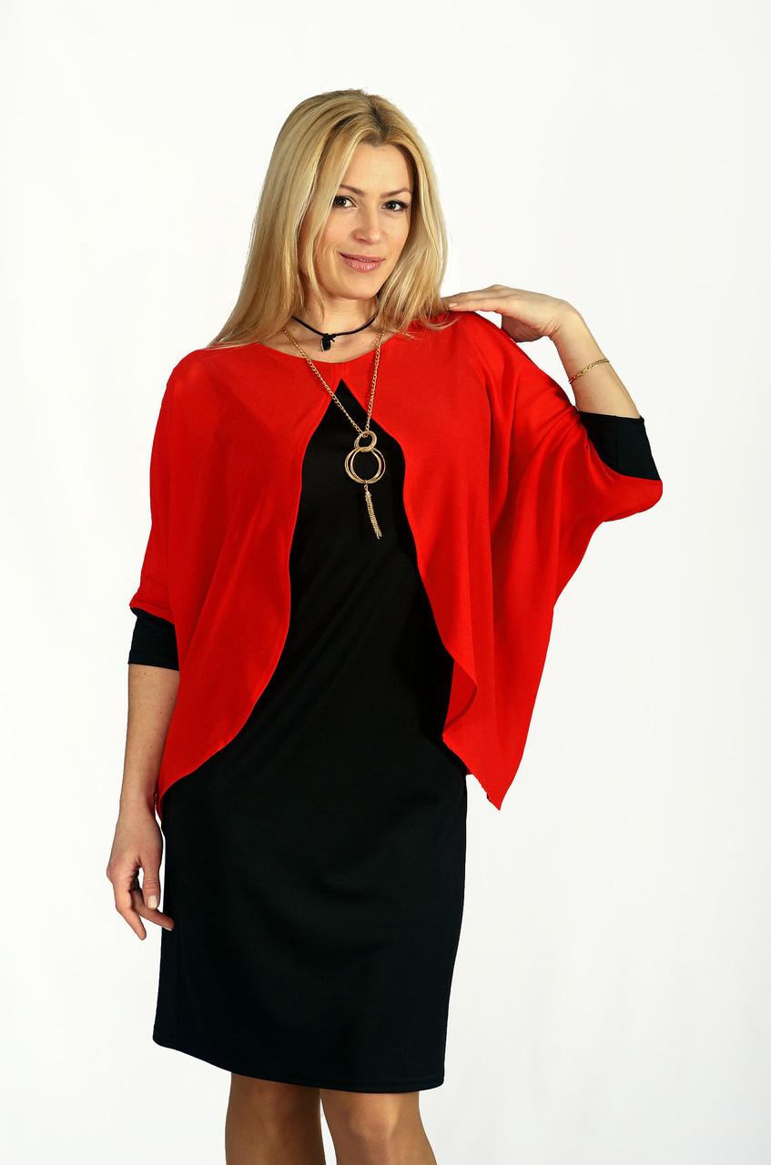 Женское платье 8111 (48-58)