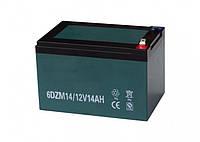 Аккумулятор тяговый свинцово-кислотный 12 V 14AH
