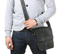 Мужская спортивная сумка через плечо - делаем правильный выбор