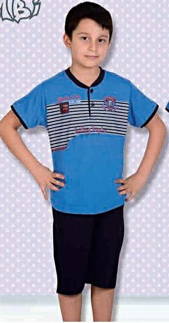 Пижама 310 горчичный 6 - 10 лет
