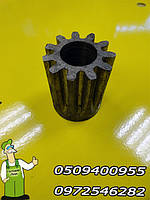 Шестерня для соломорезки (на режущий вал) 11 зубьев., фото 1
