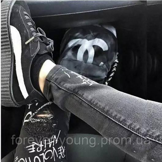 Купить Криперы Rihanna x Puma копия черные без надписи в Киеве от ... ccb789de9d6
