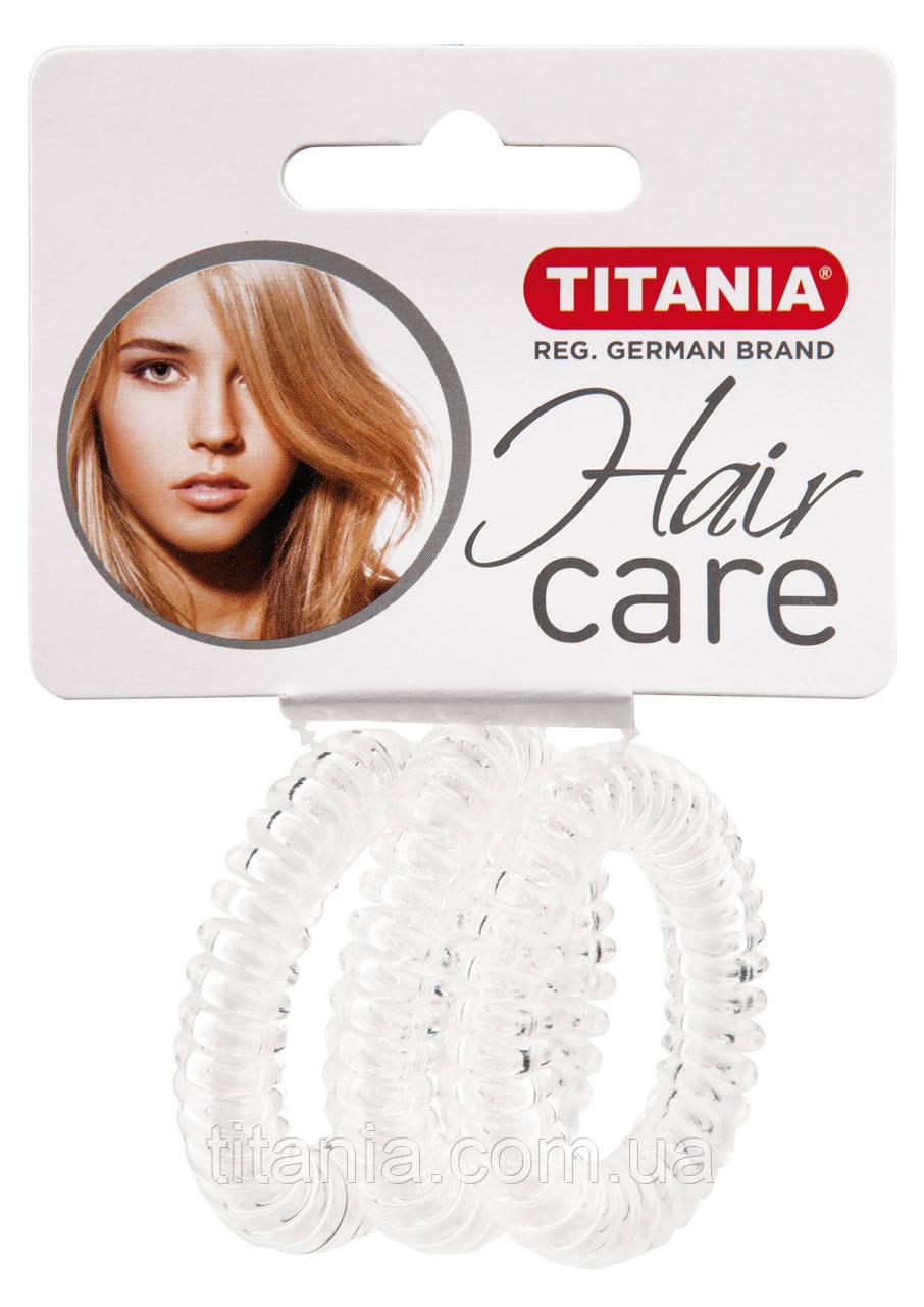 Набор резинок для волос Анти зип TITANIA 7919