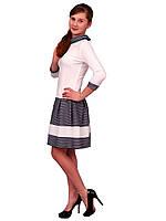 Платье  детское с длинным рукавом   М -975 рост 134  140 146 152 158 164 и 170, фото 1