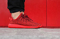 Кроссовки Adidas Yeezy Boost 350 Red 36