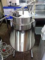 Овощерезка терка промышленная для нарезки моркови по корейски SZ-40 (Польша) , фото 1