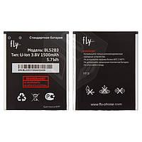 Батарея (акб, аккумулятор) BL5203 для Fly IQ442, 1500 mAh, оригинал