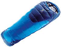 Детский спальный мешок Deuter Starlight EXP 3310 cobalt/steel (3720115 3310 1)