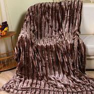"Покривало ""Смужка шоколад"", фото 4"