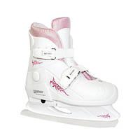 Детские раздвижные коньки Tempish EXPANZE LADY, белый/розовый (AS)