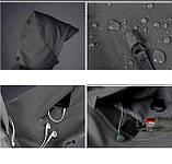 Куртка армейская стран НАТО, цвет-СЕРЫЙ, фото 7