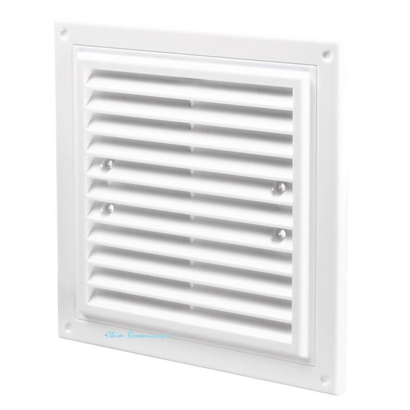 Вентиляционная решетка квадратная ДВ 300Х300 мм