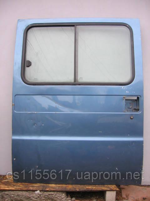Дверь боковая сдвижная б/у на Fiat Ducato, Citroen Jumper, Pegeot Boxer год 1994-2002