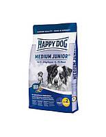 HAPPY DOG Medium junior 25 0.3 kg