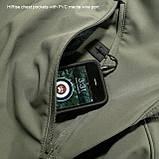 Куртка армейская стран НАТО, цвет-ОЛИВА, фото 6