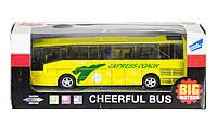 Автобус инерционный - XL80136L