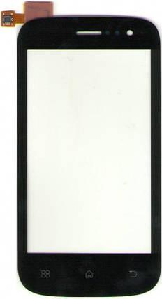 Сенсор FLY IQ442 (оригинал), тач скрин для телефона смартфона, фото 2