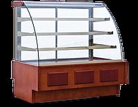 Кондитерская холодильная витрина JAMAJKA 1.3W RETRO