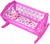 Кроватка для куклы - KK01