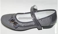 Красивые туфли для девочки кожа лак, 31-36