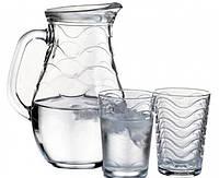 "Набор кувшин+6 стаканов ""Торос"""