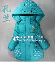 "Куртка-пуховик на девочку  ""Хелло Китти"", фото 1"